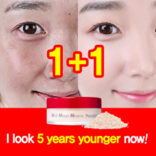 ★1+1 S$27.90 ★ HELENPARK M Powder 12g / Recognized for its quality in Korea and Japan!
