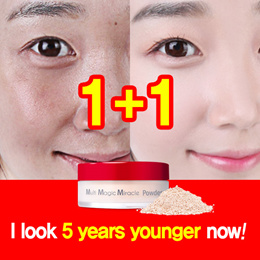 ★1+1 ★ HELENPARK M Powder 12g / Recognized for its quality in Korea and Japan!