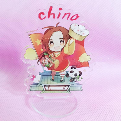 "10/"" Soft Cute Handmade Axis Powers Hetalia APH Plush Doll Anime Dango Dolls GIFT"