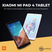 [New] Xiaomi Mi Pad 4 Tablet   WiFi / LTE   32-64GB