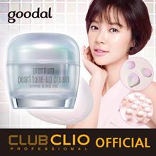[CLUBCLIO Official e-Store] GOODAL Premium Pearl Tone-Up Cream