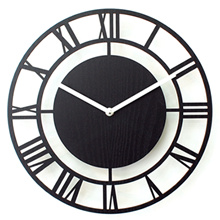◆Made in korea, Free shipping◆UNMINUTO design wall clock N0.1 BRAND★morning in rome clock