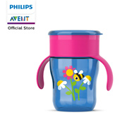 Philips Avent 260ml Grown Up Cup 9M+ Pink