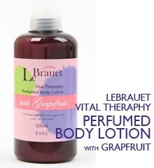 Le Brauet Vital Theraphy Perfumed Body Lotion Grapefruit