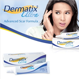 [DERMATIX ULTRA] DERMATIX ULTRA7g  ADVANCED Scar Gel / REDUCTION TREATMENT WOUNDS MADE IN USA /