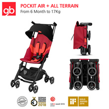 [Free Shipping] [Free Shipping] 2019 GB Pockit Plus Air All-Terrain stroller Directly from Germany