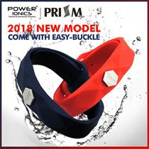 [NEW ARRIVAL]Power Ionics PRISM Unisex Sports Waterproof Healthy Bio Wristband Bracelet