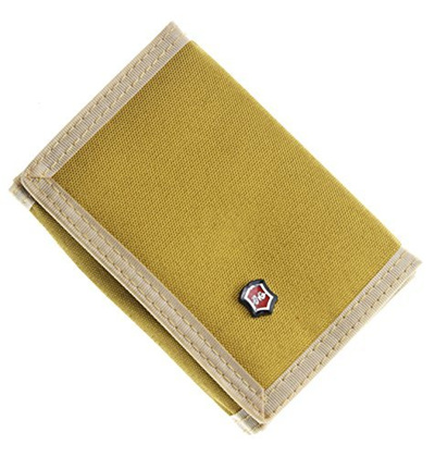 5c1271e93f4 Qoo10 Jeminal New Mens Canvas Trifold Wallets Purse With Id Window