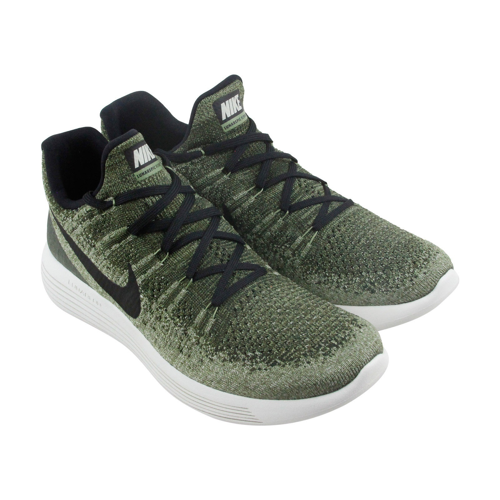 bf8044194276 fit to viewer. prev next. Nike Lunarepic Low Flyknit 2 Mens Green ...