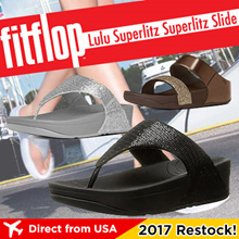 [Fitflop] Restock!! Lulu Superlitz Superlitz Slide 100% Authentic Guaranteed Direct shipped from USA