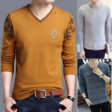 men cardigan winter sweater Coat Jacket Knit wool Knitwear top wear blouse clothes shorts