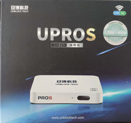 LocalWarranty Unblock Tech Latest GEN7 TV BOX UPROS GEN 6 PRO2 SG version GEN 5 Safety Mark