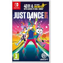 Nintendo Switch Just Dance 2018 (English)