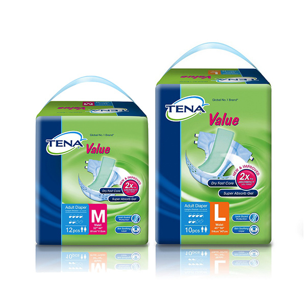 TENA VALUE : FREE $10 Voucher on your next Purchase Deals for only S$65 instead of S$0