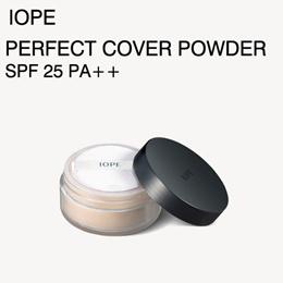 [IOPE] PERFECT COVER POWDER  SPF 25 PA++