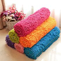 Korea Style Carpets / Bathroom Door Absorbent Non-Slip Bath Mat