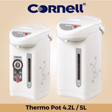 Cornell Thermo Pot 4.2L / 5L (1 Year Warranty)