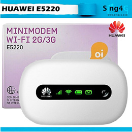 Huawei E5220 High Speed 21mbps Portable Hotspot modem 3G MIFI