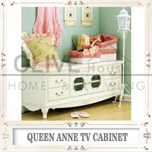 Queen Anne TV Cabinet