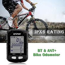 IGPSPORT Bike GPS Cycling Computer Speedo Odometer Waterproof With Mount N4Y5