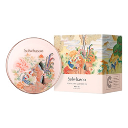 Sulwhasoo 雪花秀完美瓷肌氣墊粉霜 鳳凰限量系列 含替換組 買兩組贈限量版化妝包