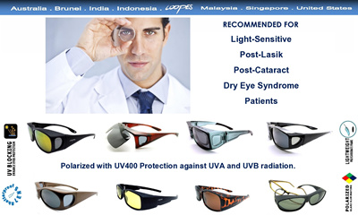 8f6571d2c10 LOOPES FIT OVER 24 Jan - Polarized Lens UV400 Protection . 1 Year Warranty