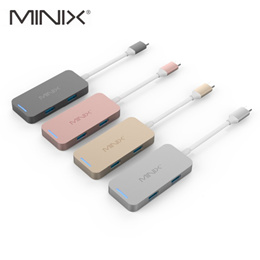 Minix Neo C Mini Type-C Adapter for MacBook / MacBook Pro