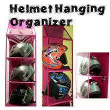 ★ Helmet Hanging Organizer ★ Organize your helmet collection ★