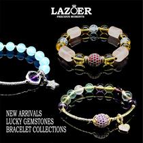 ♦Buy 1 Free 1♦Mid Year Sale♦ Lazoer♦Natural Gemstones Bracelet♦Beauty/Wealth/Lucky