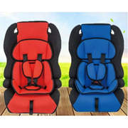 Premium Baby Child Kid Safety Car Seat Car Cushion Belt Mesh Cover Chair Seat Belt Baby Toddler