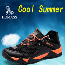 Outdoor Sneakers Breathable Hiking Shoes Men Women Sandals Trekking Trail Water Sandals