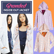 The-Fahrenheit All Seasons Inside Out Hoodie Jacket