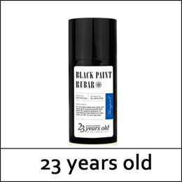 [23 years old] ⓘ Black Paint Rubar 45g / cleansing Bar