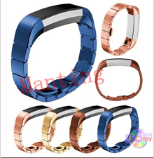 Latest Strap Fitbit Alta HR  Fitbit Charge 2   metal Watch band 。