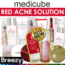 [BREEZY] ★[Medicube] Red Line Blue Line / Korea No.1 Skin Care ♥ Premium Acne Solution ♥