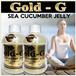 JELLY GAMAT GOLD-G - BIO-GOLD SEA CUCUMBER JELLY / Hoi Som / Tripang Emas 500ml