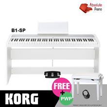 [KORG] KORG B1/B1SP 88 Key Digital Piano | KORG Piano | KORG Keyboard | KORG Arranger | Stage Piano