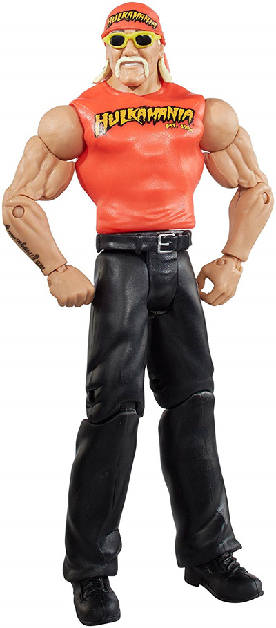 wwe hulk hogan action figure
