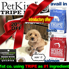 ~~~INTRODUCTORY OFFER~~~ GRAIN FREE Dry dog food from PETKIND