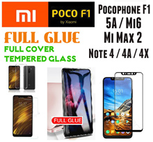 ★XIAOMI★ POCOPHONE F1 MI MAX 2 REDMI 5A MI 6 NOTE 4 4A 4X FULL COVERAGE