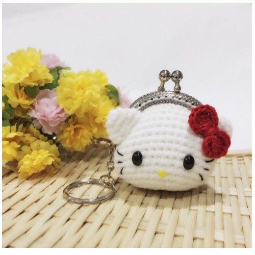 Tuxedosam Amigurumi: Hello Kitty Crochet - Craftfoxes | 500x500