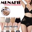 Promo!! JAPAN MUNAFIE Slimming Panty High Waist Slim Shaper Panty. Celana pelangsing. Original!!