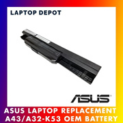 (Free Delivery) Asus Laptop/Notebook Battery for A43