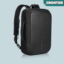[CRONTIER] XD DESIGN Montmartre city anti-theft backpack three generations double briefcase handbag