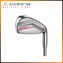 COBRA GOLF King F7 Iron (Global) Women Graphite Womens 6PWSW (6 Clubs) ★ FREE DELIVERY ★ AUTHENTIC