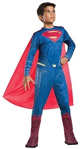 (Rubie s) Rubie s Costume Boys Justice League Superman Costume Large-  sc 1 st  Qoo10 & (Rubie s) Rubie s Costume Boys Justice League Superman Costume Large-
