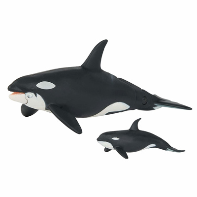 7c6de1fe4304c ANIA Ania Animal Pack, Whale With Baby