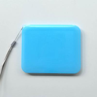 Mask Case (small) - TRANSLUCENT BLUE