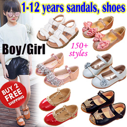 2019 Spring Kids Shoes Girl Princess Sandles Sneakers Sandals Baby Boy  Leather Summer 987f4fbcb