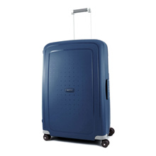 [Free Shipping] Samsonite Scure Spinner 75/28 Darkblue